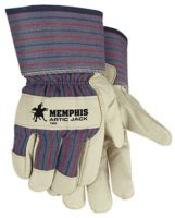 Artic Jack® Insulated Pigskin Leather Palm Gloves