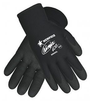 Ninja® Ice Proprietary HPT™ Coated Palm and Fingertips Gloves