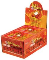 Hot Rods® Hand Warmers Display
