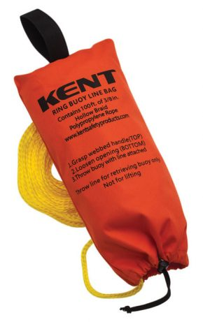 Type IV Ring Buoy and Buoy Bag By Stearns - Best Water Safety - #1 Online Safety PPE Store - SafetyGearPro.com