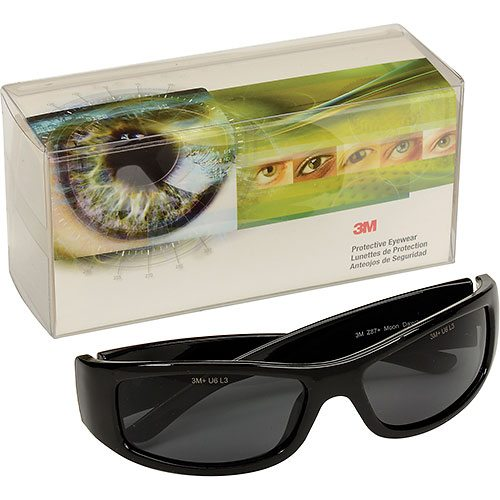 3M Moon Dawg Safety Eyewear - 3M ANSI Rated Industrial Safety Eyeglasses