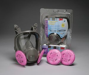 3M™ Mold Remediation Respirator Kit