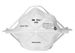 3M™ VFlex™ Particulate Respirators 9105