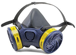 7000 Reusable Half Mask Respirators
