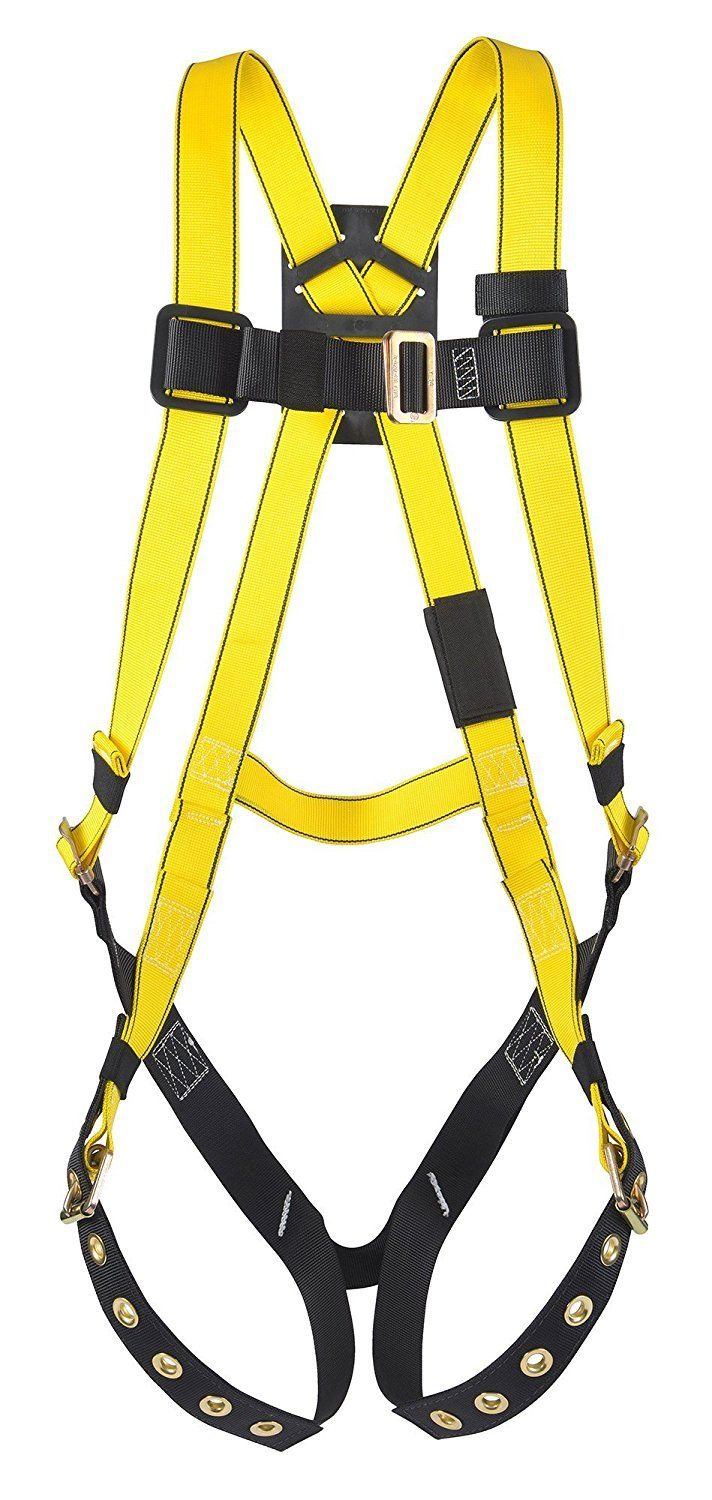 MSA 10072487 Workman Harness Safety Gear Pro Industrial Safety 1 workman® full body harnesses fall protection, harnesses, work
