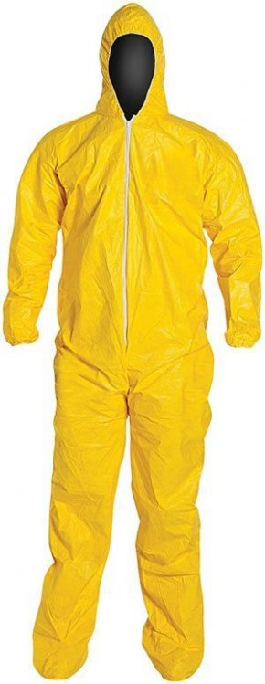 DuPont™ Tychem® QC Coveralls