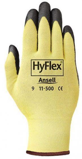 HyFlex® 11-500 Light-Duty Cut Protection Gloves