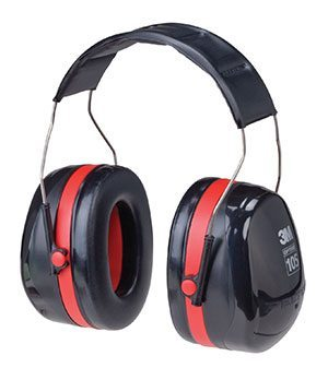 3M™ Peltor™ Optime™ 105 Series Earmuffs