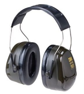 3M™ Peltor™ Optime™ 101 Series Earmuffs