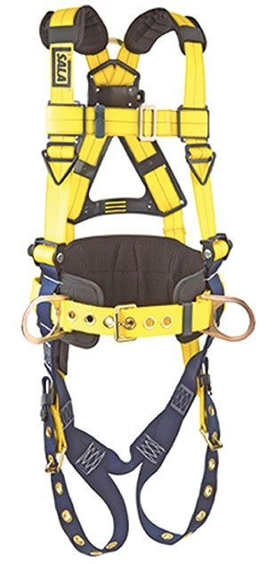 Delta™ Construction Harnesses with Hip Pads