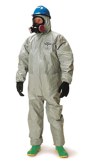 DuPont™ Tychem® F Coveralls