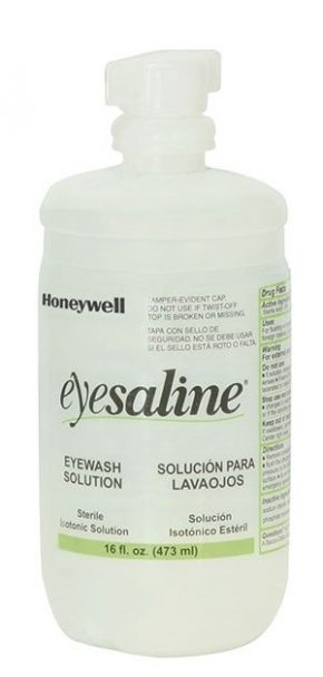 Eyesaline® Personal Eyewashes