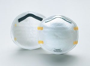 Low-Profile N95 Respirator