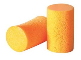 FirmFit™ Disposable Earplugs