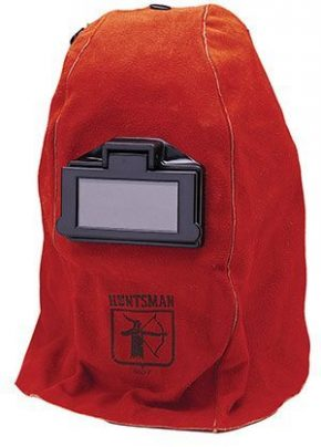Jackson Safety* WH20 860P Leather Welding Helmet