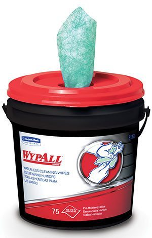Wypall* Waterless Cleaning Wipes