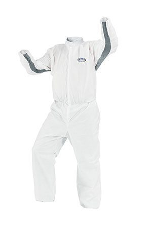KleenGuard* A30 Breathable Splash and Particle Protection Coveralls
