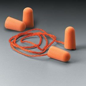 3M™ Foam Earplugs 1100 and 1110