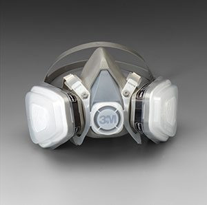 3M™ Half Facepiece Respirators 5000 Series