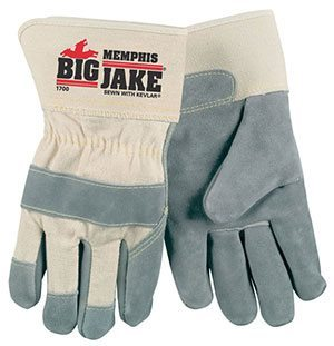 Big Jake® Leather Palm Gloves