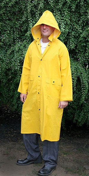 "Classic Series 49"" Raincoat"