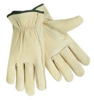 Grain Cow Leather Drivers Gloves