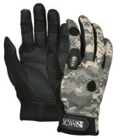 Digital Camo Gloves