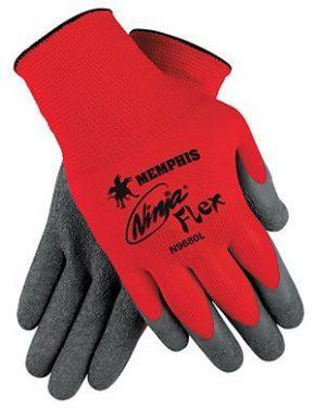 Ninja® Flex Latex-Coated Gloves