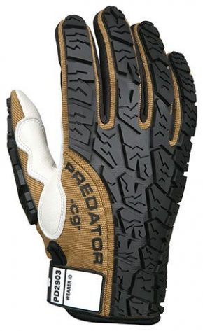 Predator™ Cow Grain Leather Multi-Task Gloves