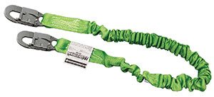 Manyard® II Stretchable Shock-Absorbing Lanyards