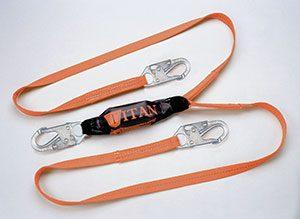Titan™ Pack-Type Shock-Absorbing Lanyard