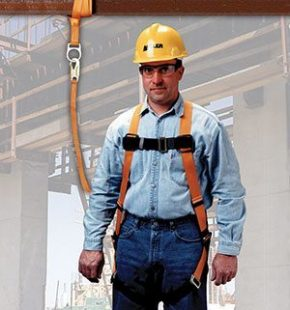 Titan™ Construction Fall Protection Kit