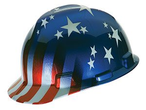 Freedom Series™ V-Gard® Protective Hard Hat