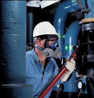 Advantage® 3200 Full Facepiece Respirators