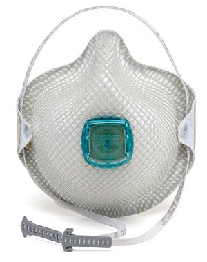 2730N100 Series Particulate Respirator with HandyStrap®