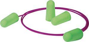 Pura-Fit® Foam Earplugs