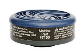 Moldex® Replacement Cartridges and Filters