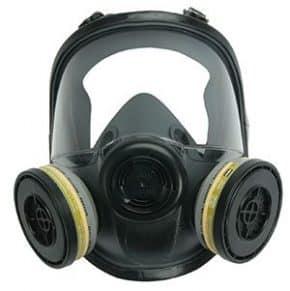 North® 5400 Series Low-Maintenance Full Facepiece Respirators
