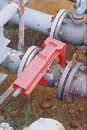 B-Safe Ball Valve Lockouts