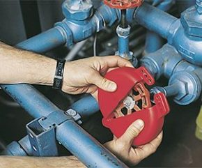 V-Safe Valve Lockouts
