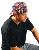 Tuff Nougies® Tie Hats with Elastic Rear Band