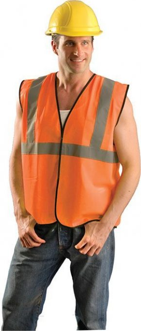 Class 2 Value Solid Vests