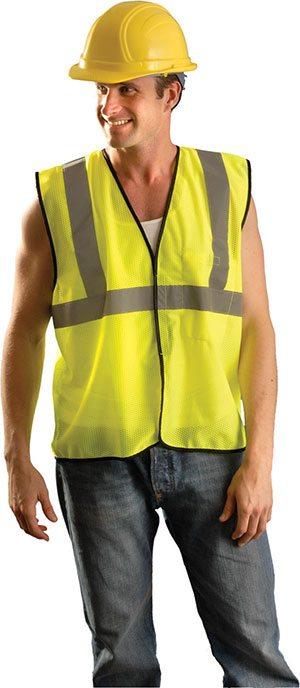Class 2 Value Mesh Vest