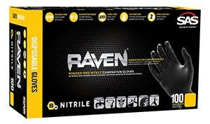 RAVEN™ Nitrile Gloves