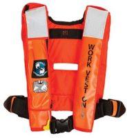 Inflatable Work Vest