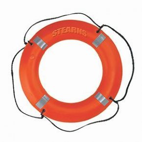 Type IV Ring Buoy and Buoy Bag