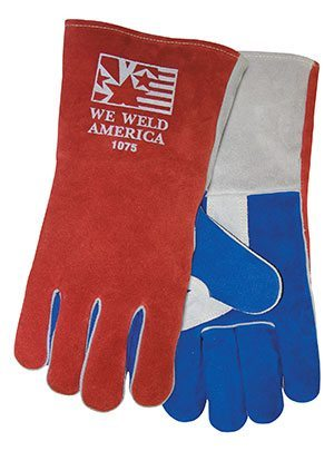 1075 Stick Welders Gloves