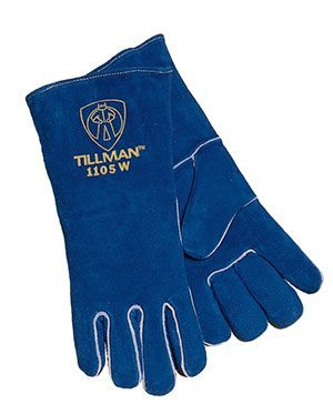 1105WB Small Hands Welders Gloves