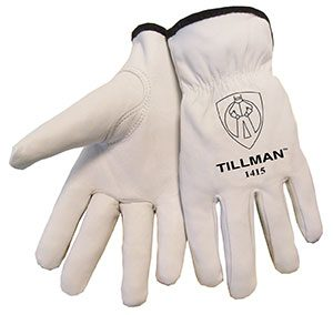 1415 Premium Goatskin Drivers Gloves