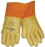 42 Pigskin MIG Welders Gloves